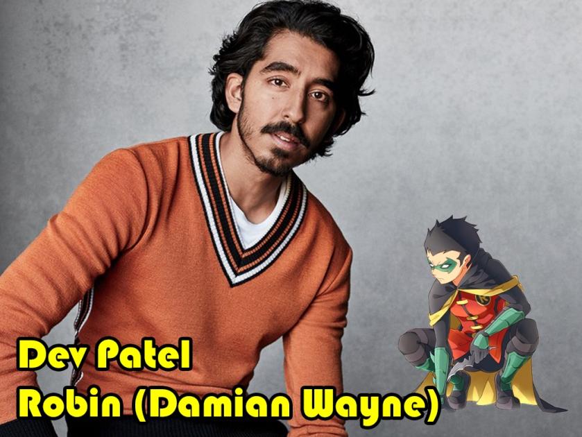 DP DW Robin