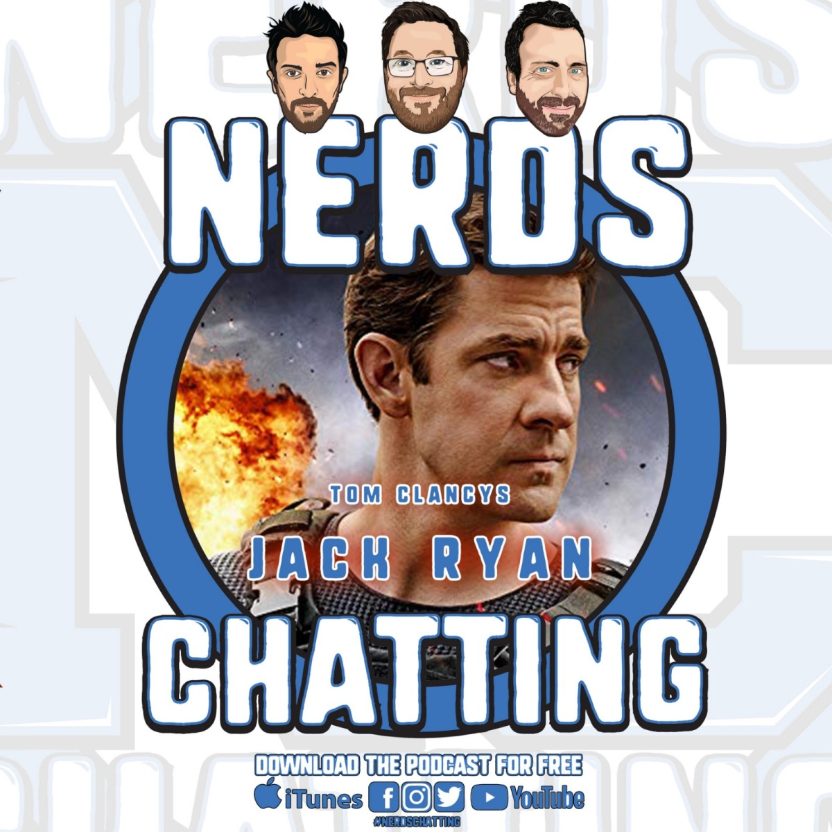 New podcast reviewing Jack Ryan